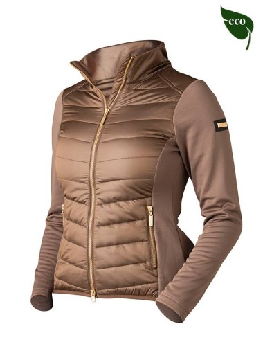Equestrian Stockholm Jacke Active Performance Champagne