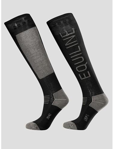Equiline Unisex Socken 3-er...