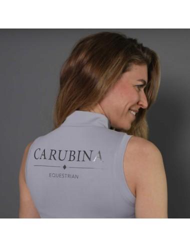 Carubina Caprince silbergrau