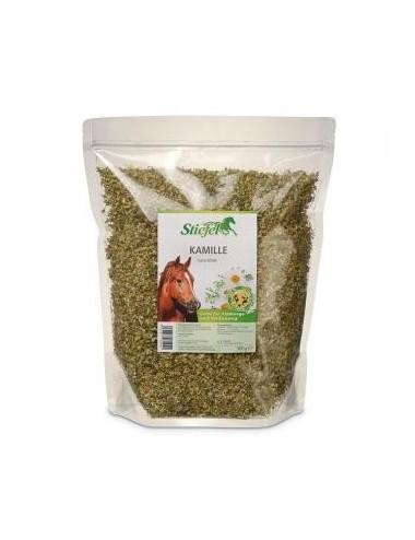 Stiefel Kamille- Natürliches Kräuter- Futter für Pferde