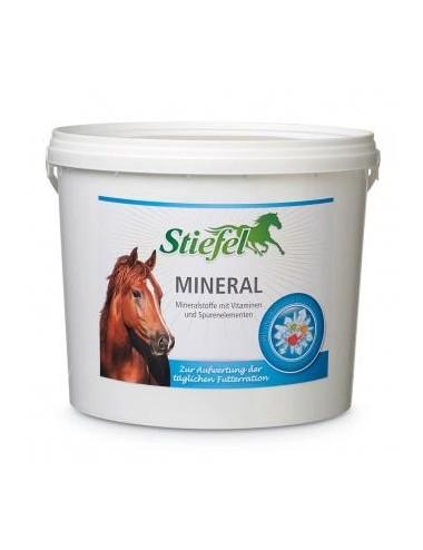 Stiefel Mineral- Mineralfutter für mehr Leistungsbereitschaft