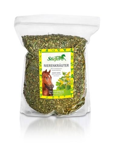 Stiefel Nierenkräuter - Ergänzungsfutter für Pferde und Ponys