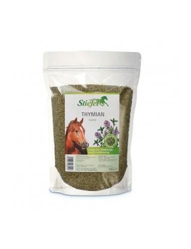 Stiefel Thymian- Nährstoffe aus Kräutern für Pferde
