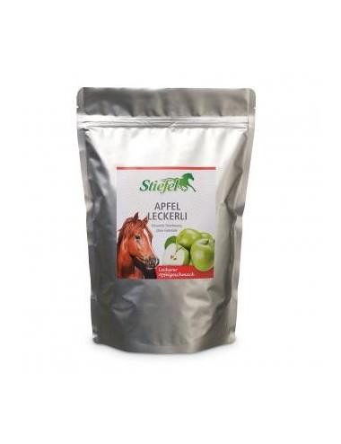Stiefel Apfelleckerli - Belohnung für Ihr Pferd ohne Getreide