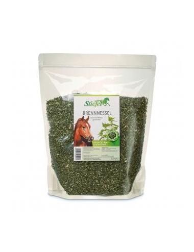 Stiefel Brennnessel- Natürliches Kräuter- Mineralfutter für Pferde