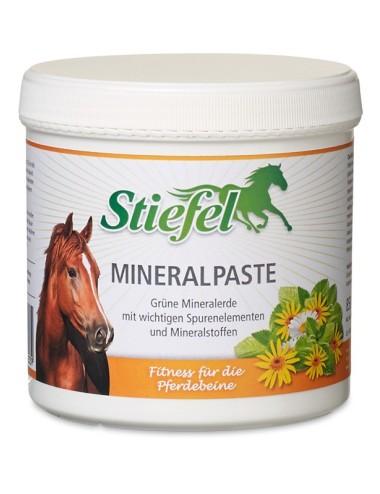 Stiefel Mineral-Paste- zur Kalt- und Warmanwendung für beanspruchte Pferdebeine
