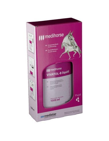 medihorse Vivatol-B® liquid 1000ml