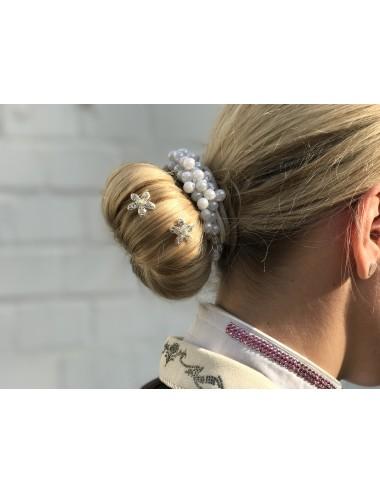 Haarspirale Flower