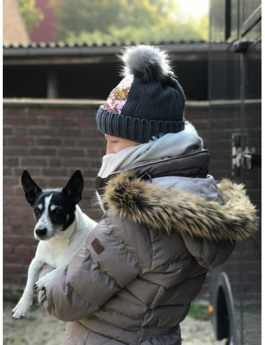 Aigle Rig Down Mid Wintermantel Steppjacke Damen