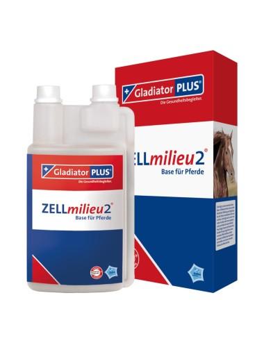 ZELLmilieu2 Base für Pferde