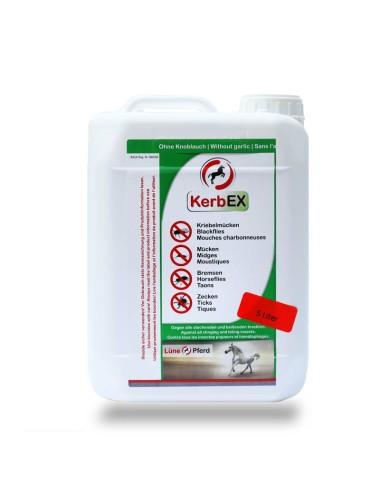 KerbEx grün - Insektenabwehrmittel ohne Knoblauch für Pferde