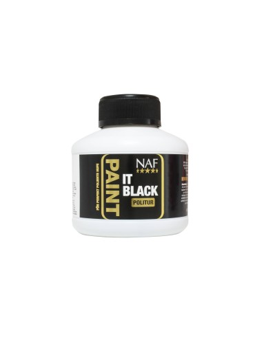NAF Paint it Black Huflack