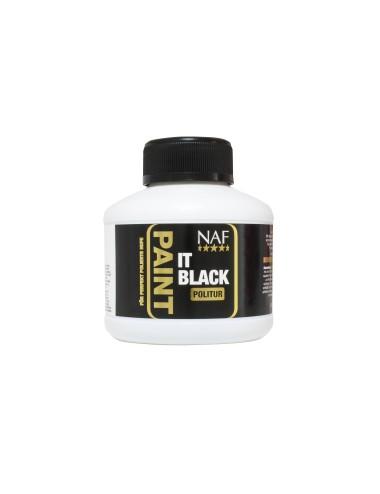 NAF Paint it Black Huflack