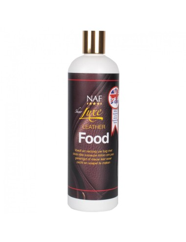 NAF Sheerluxe Leather Food
