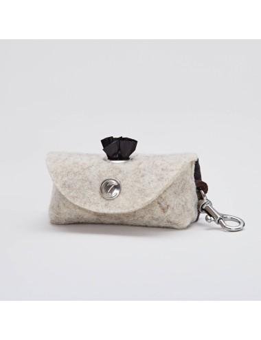 CLOUD7 Doggy-Do-Bag Filz mit Karabiner