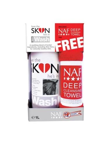 NAF LTSHI Skin Wash