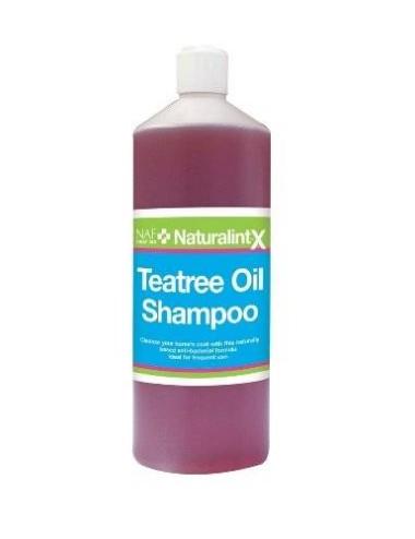 Naf NaturalintX Teebaumol Shampoo
