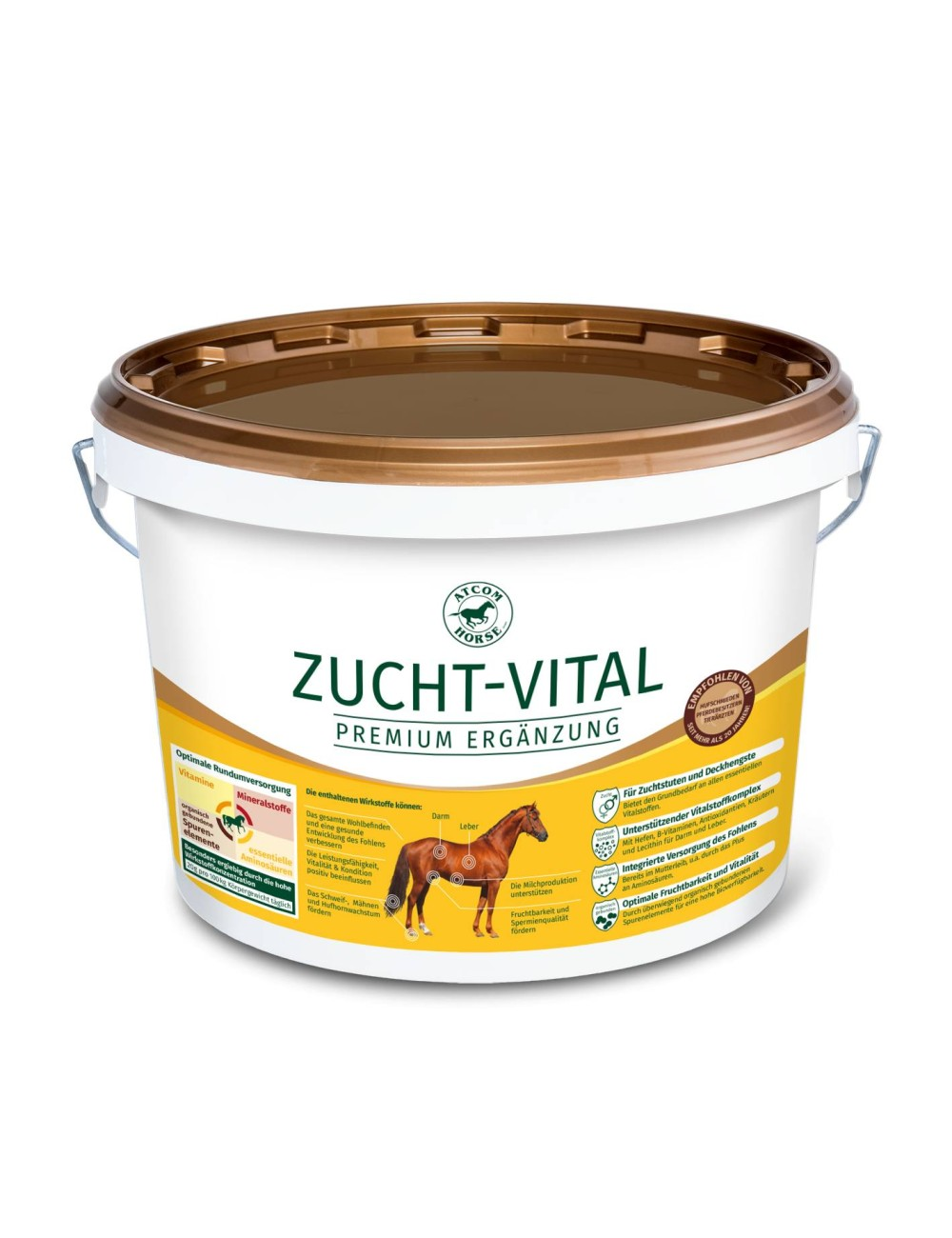Atcom Zucht-Vital
