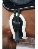 Lederkurzgurt Sheepskin Dressage