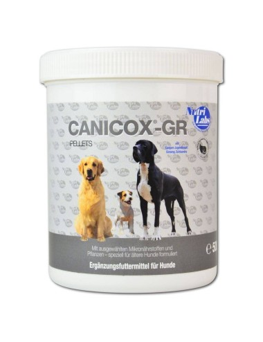 Nutri Labs Canicox GR Pellets 500g