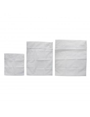 Wäschebeutel weiß 3er-Set