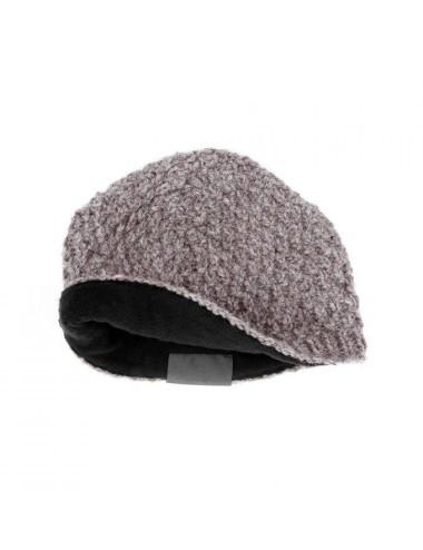 Carubina Mütze CALORI BRAUN
