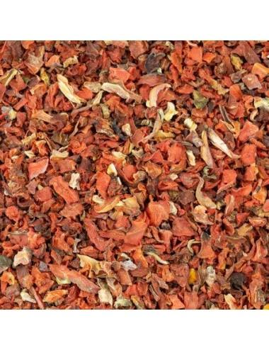 Mühldorfer Pferdefutter Karotten-Chips