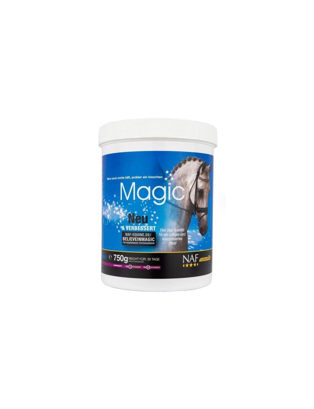 NAF Magic 5 Star Pulver