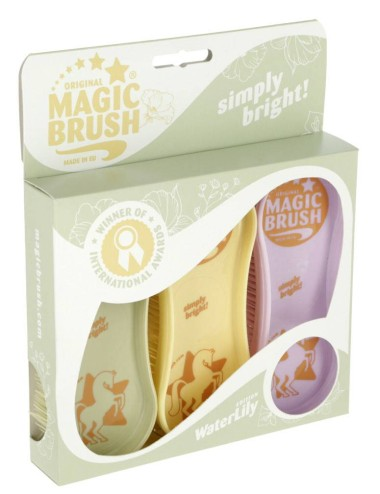 MagicBrush 3er-Set WaterLily