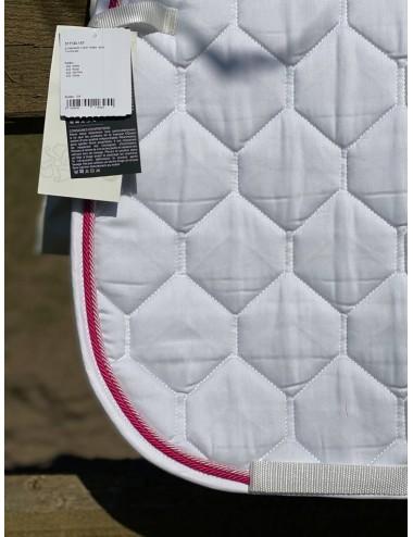 Equest Dressurschabracke Cotton Wabe rosa/pink