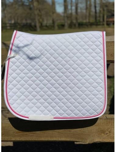 Equest Dressurschabracke Cotton Diamant rosa/pink