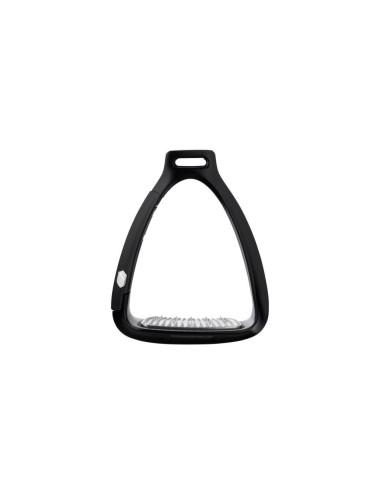 Samshield Steigbügel Shield´Rup schwarz matt