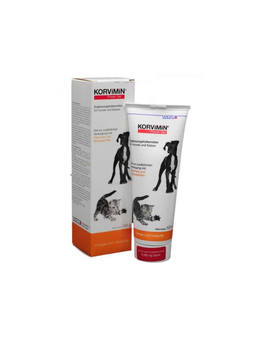 Korvimin Power Gel